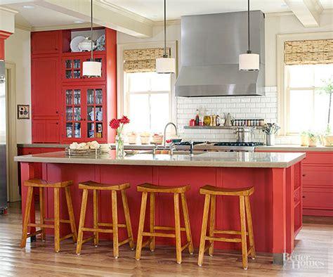 these kitchen color schemes would surprise you midcityeast warm kitchen color schemes