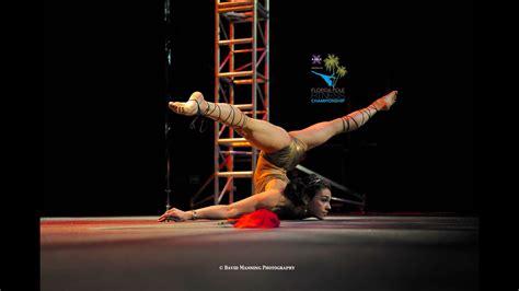 florida pole fitness championship  anna elise bowman