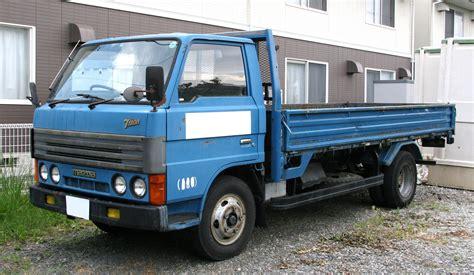 mazda e2000i truck mazda releases titan cab truck series
