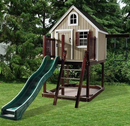 backyard playhouse kits 9 diy kids playhouses we love play houses outdoor play
