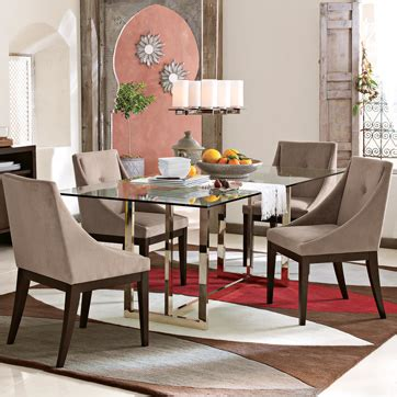 Hicks Glass Top Dining Table Hicks Glass Top Dining Table Betterimprovement