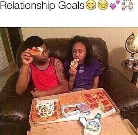 Relationship Goals Meme - relationshipgoals 26 photos pizza boxes