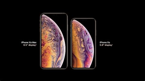 iphone xs iphone xs max launched key specs top features india price and sale date
