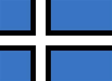 Ciput Soul Anti Prussian Green Razha a for an estonian nordic flag estonian world