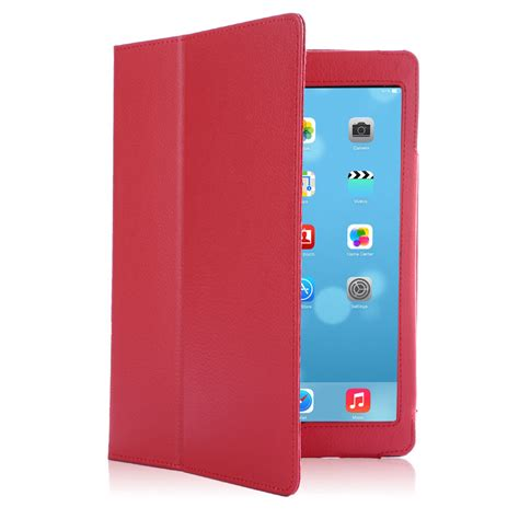 5 Air Tablet Cover Flip Leather Magnetic Armor Hardcase luxury pu leather smart stand hold flip magnetic cover for 2 3 4 5 air ebay