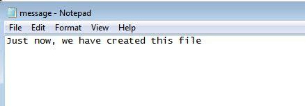 simple node js file upload output