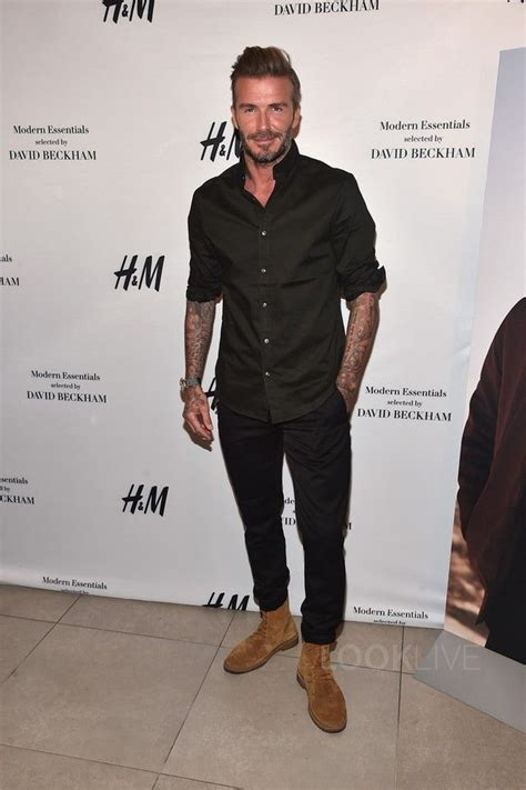 Beckham Launches Style Website by 1000 Ideas About David Beckham Tattoos On