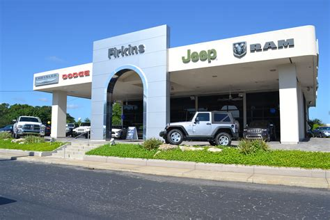 Firkins Chrysler Jeep Dodge Firkins Chrysler Jeep Dodge Ram In Bradenton Fl 941
