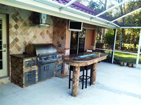 creative outdoor kitchens home creative outdoor kitchens