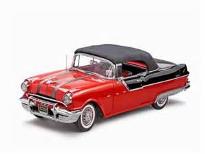 Pontiac 1955 Models 1955 Pontiac Chief Convertible Diecast Model Legacy