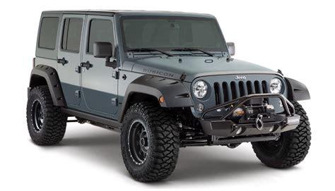Jeep Jk Flares Bushwacker 10080 02 Pocket Style Fender Flares Fits 07 17