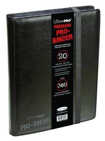 Ultra Pro 9 Pocket Orange Pro Binder ultra pro premium black 9 pocket pro binder up82612 ultra pro supplies supplies