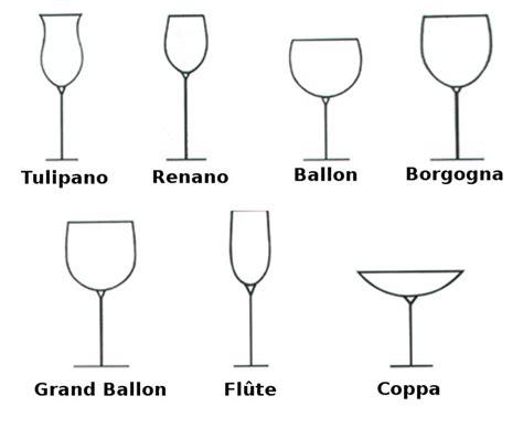 bicchieri per vino i bicchieri cuochi padelle