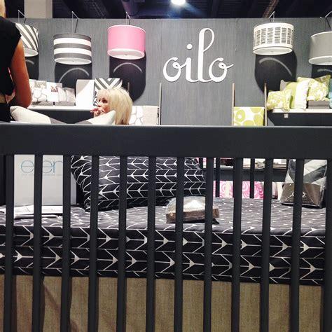 oilo crib bedding southwestern influenced prints trending at abc expo