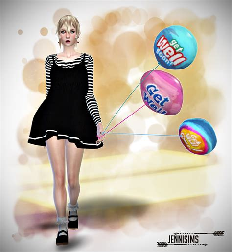 jennisims downloads sims 4 sets of accessory juice box jennisims downloads sims 4 accessory balloons horns male