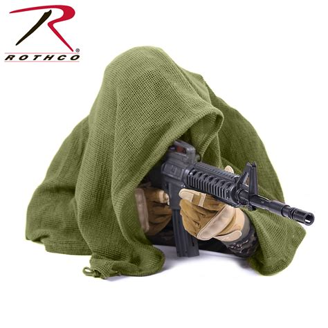 Molay Tactical Cotton Shemagh Coyote Od 1 rothco sniper veil
