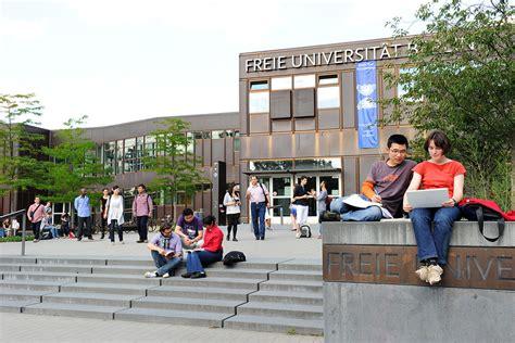 Fu Berlin Bewerbung Uni Abist Freie Universit 228 T Berlin