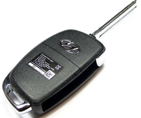 2016 hyundai sonata remote keyless entry flip key 95430