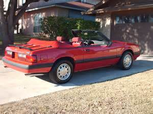 1990 Ford Mustang 5 0 1990 Ford Mustang Other Pictures Cargurus