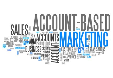 account based marketing template 5 steps to increase conversion rates with account based