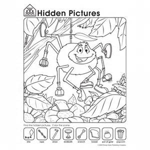free hidden pictures worksheets playfully challenge kids closer zone