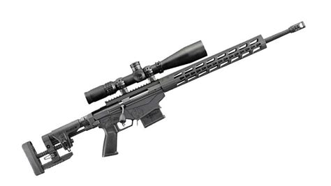 shooting illustrated ruger precision rifle available in