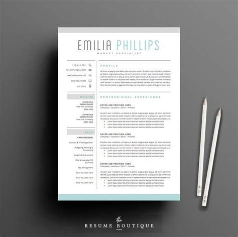 M I Resume Template by Best 25 Free Creative Resume Templates Ideas On