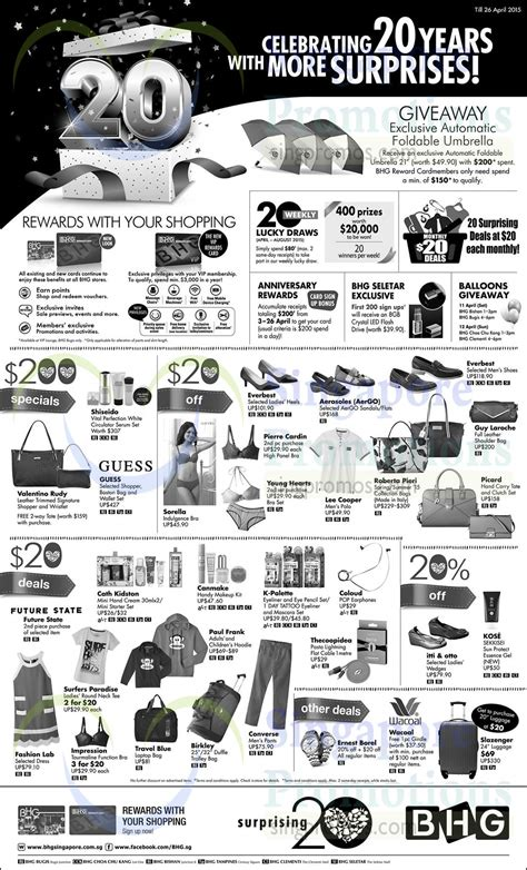 top 28 bhg exclusive offers bhg expo sale 2013 sg