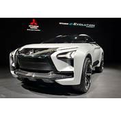 Mitsubishi E Evolution Concept – Revealed In Full  Evo