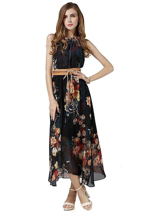 Swing Chiffonkleid by 25 Best Damen Kleider Sommer Di Kleider F 252 R