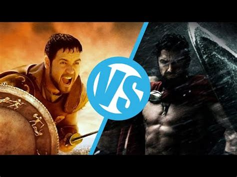 musique film gladiator youtube 300 vs gladiator movie feuds ep36 youtube
