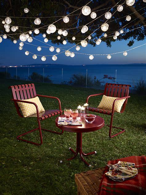 easy outdoor lights 3 easy outdoor lighting ideas huffpost