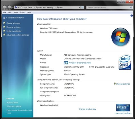 Cpu Info by How To Check Ram Speed How To See A Windows 7 Pc Or