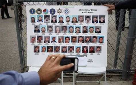 Warrant Search Mississippi 21 Ms 13 Suspects Arrested In L A Sweep