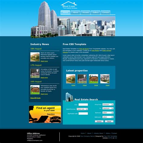 Free Css Templates Free Css Website Templates Download Webgranth Free Css Website Templates