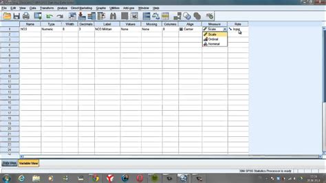 ibm spss tutorial pdf ibm spss giriş dersi t 252 rk 231 e spss 21 beginner tutorial