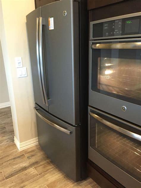 ge adora appliances slate finish kitchen pinterest ge slate appliances kitchen pinterest slate