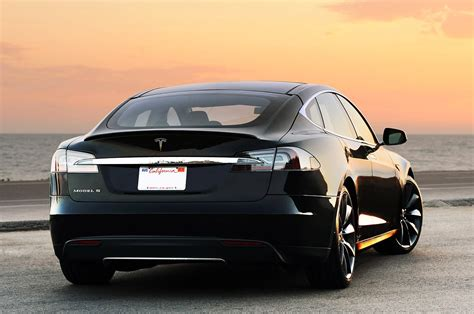 Tesla Model 8 Tesla Model S 8 High Quality Tesla Model S Pictures On
