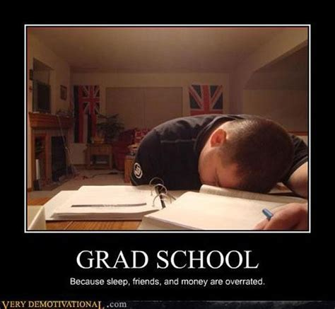 Grad School Meme - funny demotivational posters 31 photos