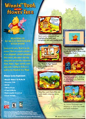 Celana Dalam Winnie The Pooh Cd Winnie The Pooh 18208 disney s animated storybook quot winnie the pooh and the