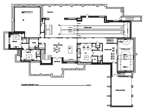 bowling alley floor plan house plans with bowling alley house plans with bowling