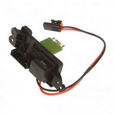 what is heater resistor heater blower motor resistor new ebay