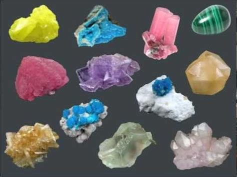 a brief introduction to minerals to be rocks and minerals and earth science on