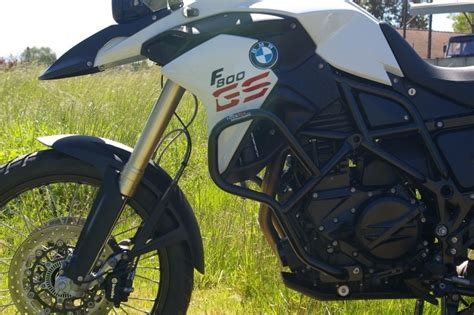 Motorradical Za by Rockfox Crash Bars Fitted
