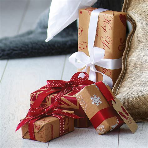 can gift wrap be recycled recycled brown wrapping paper by