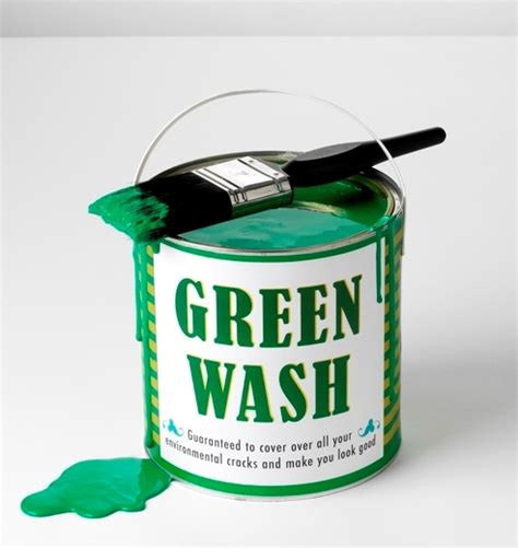 green wash le greenwashing du si 232 cle contrepoints