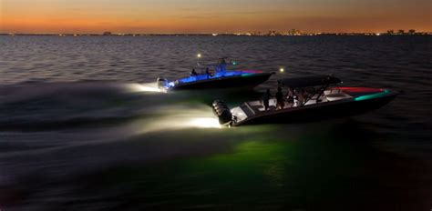 led lights for your boat using led lighting on your boat boats
