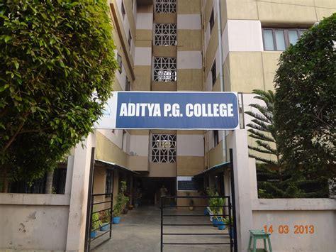 Aditya College Kakinada Mba by Aditya Pg College Kakinada