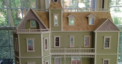 darlings dollhouses  bostonian dollhouse