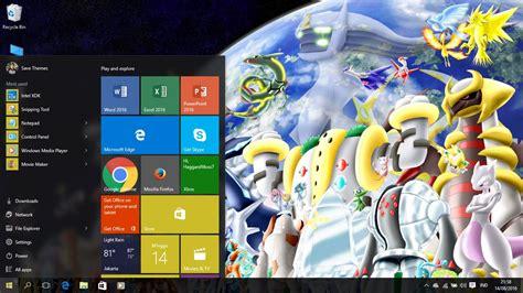 themes doraemon for windows 8 pokemon theme for windows 8 and 10 windows 10 themes